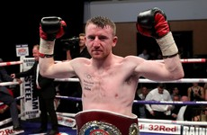 Paddy Barnes takes WBO European flyweight title in just his third professional bout