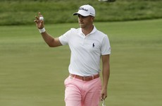 Justin Thomas makes US Open history with stunning third round at Erin Hills to take control