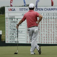 Ahead of the final round, it's Brian Harman who's the man to catch at the US Open