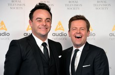 Ant McPartlin of Ant and Dec has spoken out about having problems with drugs and alcohol