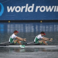 More success for Ireland at World Rowing Cup as O'Donovans claim silver