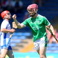 Oisin O'Reilly hat-trick leads Limerick past Waterford to Munster U25 reserves hurling crown