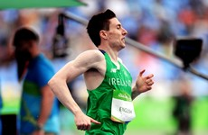 Mark English earns spot at Worlds after second-place finish in Diamond League