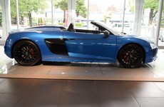 The Audi R8 Spyder is a drop-top supercar that'll make the neighbours envious