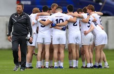 12 months on from his darkest day as Kildare boss, how Cian O'Neill got them back on track
