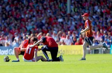 'Last Saturday if we call a spade a spade, he hadn't a hope of playing' - Lehane's Cork impact