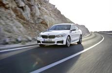Recognise that design? BMW's 6 Series GT casts a familiar shape