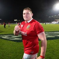 The All Blacks know they're facing a 'world-class' Tadhg Furlong