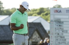 McIlroy drops one place as US Open champion Koepka breaks into world's top 10