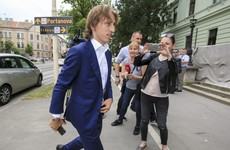 Real Madrid's Luka Modric probed over false testimony