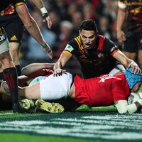 As it happened: Chiefs v The Lions