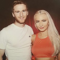 Republic of Ireland player and model granted legal recognition of humanist wedding