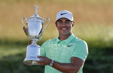US Open champion Brooks Koepka once admitted he prefers baseball to golf