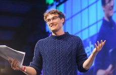 Paddy Cosgrave: 'Maybe one day we can make this a 20,000-person event in Dublin'