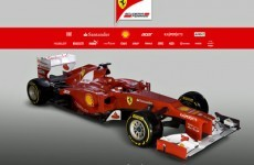 Phew! The new Ferrari F1 car sure is ugly