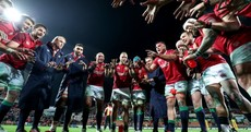Gatland says there's no split in Lions camp as squad join together for dressing room sing-song