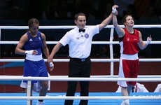 Britain's Natasha Jonas on another collision course with Katie Taylor after turning professional