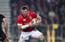 'He has that Paul O'Connell DNA in him, being a Munster man'