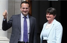 Arlene Foster's letter to Scottish government about same-sex marriage released