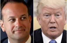 Varadkar says he will not rescind Donald Trump's invitation to visit Ireland
