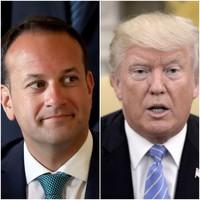 Varadkar says he will not rescind Donald Trump's invitation to visit Ireland