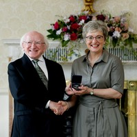 'Ann Louise would be proud' - Zappone receives Seal of Office after death of her wife