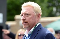 Boris Becker declared bankrupt after failing to pay 'substantial' debt