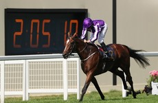 Aidan O'Brien off the mark at Royal Ascot in week's most lucrative race