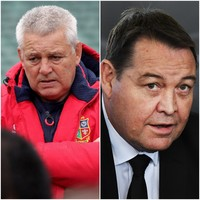 Gatland happy to be getting up Hansen's nose as war of words continues
