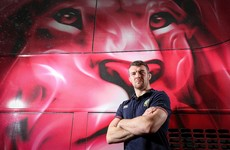 'Axel's a rugby man, so he would have told us all 'Play your game'' - O'Mahony