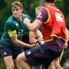 Ringrose still soaking up information as he lines out for 11th straight Ireland Test