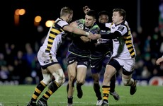 Wasps to kick off Connacht's pre-season schedule before Pat Lam returns to Galway