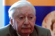 Former Fianna Fáil senator Des Hanafin has died