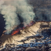 Iceland's volcano eruption could reveal aerosols' climate change effect