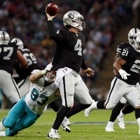 Raiders quarterback Derek Carr becomes the highest paid player in NFL history