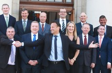 Leo Varadkar's government has suffered its first Dáil defeat - on new building standards