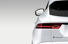 With two weeks to go, Jaguar finally offers a peek at the new E-Pace SUV