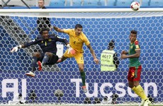 VAR penalty decision helps Australia rescue Cameroon point