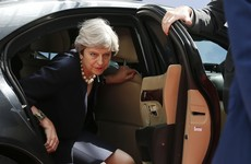 May says EU citizens living in the UK can stay - but without Brussels' oversight