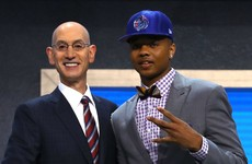 NBA Draft 2017 full results: 76ers select Fultz with number one pick as Lonzo heads for LA