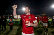 'It's what every parent would wish for their son': Peter O'Mahony's father