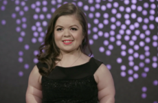 Irish activist Sinéad Burke is winning praise for her TED Talk on being a little person