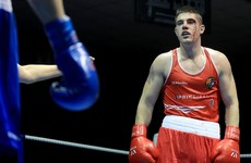 Ward books his place in third European Championships final, Irvine and Walker win bronze