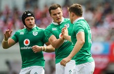 50-cap Toner a tower of strength and more talking points as Ireland win battle with Blossoms