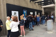 "Hundreds queue for free tickets as Abbey Theatre shows it is ""open to all"""