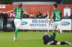 10-man Cork City rally from behind to defeat Derry