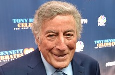 Tony Bennett's sell-out Dublin concert has been cancelled