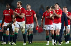 The player ratings as the Lions are outfought and outclassed in Auckland