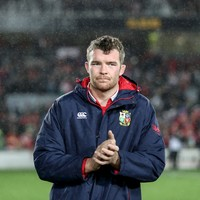 O'Mahony confident Lions can recover and says shoulder should be fine