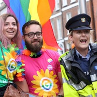 Pictures: The sun was shining as tens of thousands flocked to Dublin Pride today